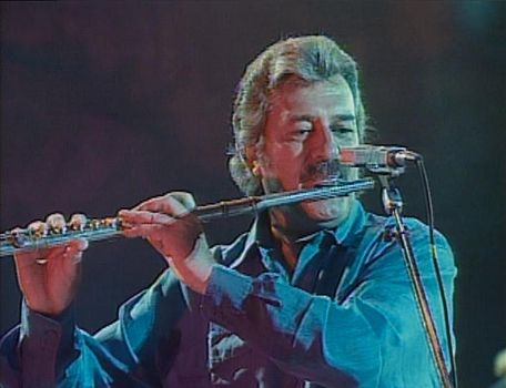 IMG RAY THOMAS, Moody Blues Flautist and Founder
